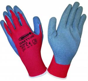 Pracovní rukavice Grety velikost 10