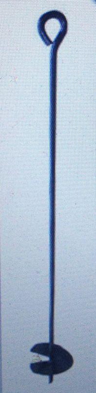 Šroubovací kotva - kolík