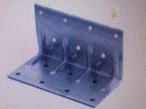 Úhelník konstrukční 35x35x80x1,5mm