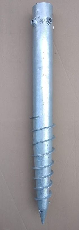 Zemní vrut typ G 68/750 mm
