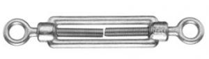 Napínák otevřený M22, oko- oko. DIN1480, Zn.
