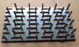 Styčníková deska 36x75x1mm žár. Zn