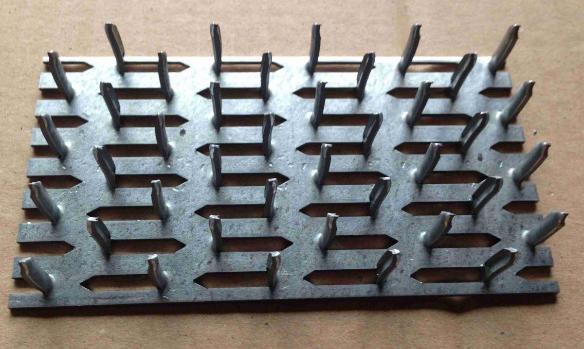 Styčníková deska 54x150mm