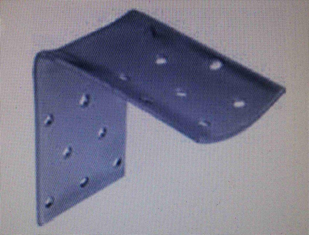 úhelník pro kulatinu 80x80mm