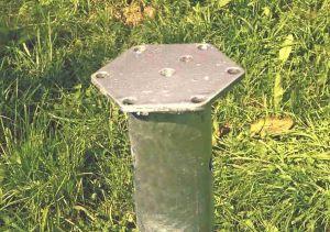 Hlava zemního vrutu 1000mm