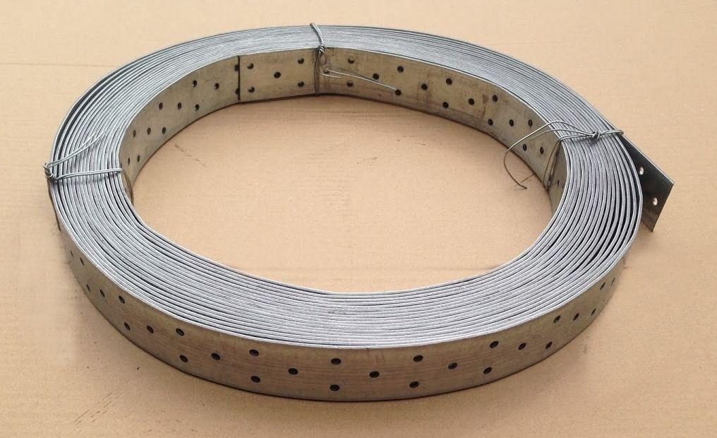 Zavětrovací pás tesařský 40x2 mm