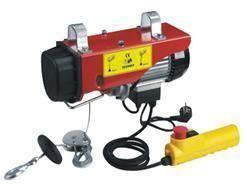 Elektrický kladkostroje lanové - 220V
