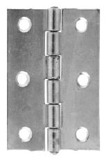 Pant - závěs kloub. Z1, 30x22mm, mosaz