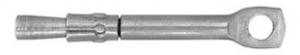 Narážecí kotva s okem M6X60mm