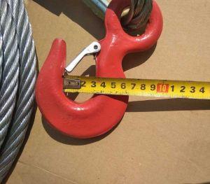 velikost háku u lana