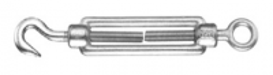 Napínák hák-oko M12X120mm ,nerez A2