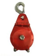 Lanovnice s hákem a odklápěcím bokem, nosnost 6400kg