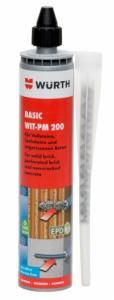 Chemická kotva WÜRTH 300ml WIT-PM 200