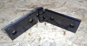 Závěs - pant rovný zesílený 120x30mm