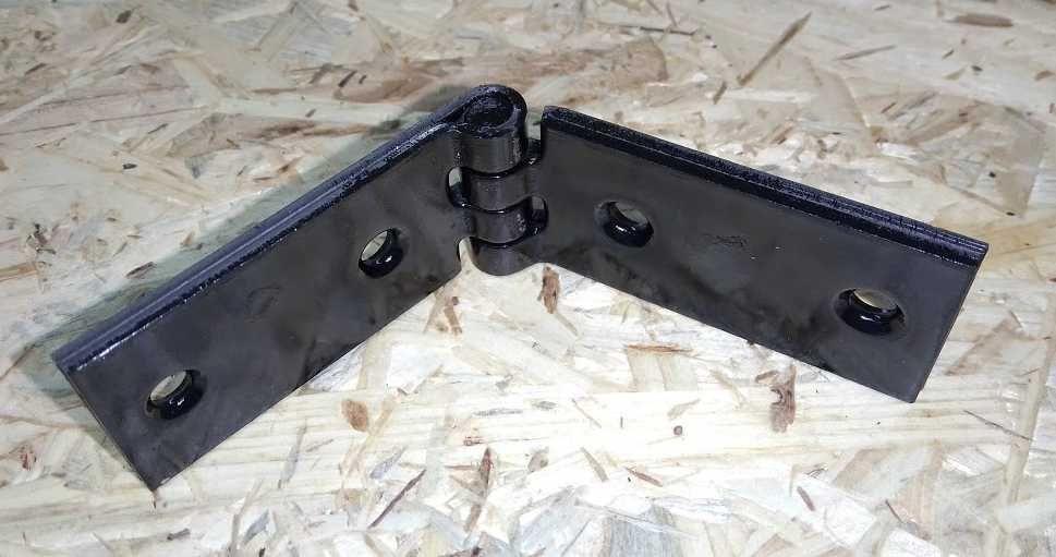 Pant - závěs rovný zesílený 240x30mm