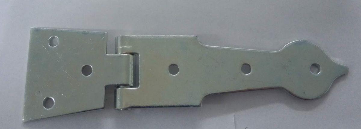 Pant - závěs zdobený 160x35mm, Zn.