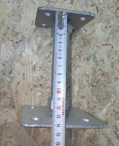 Minimální výška 140mm