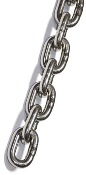 Řetěz pozinkovaný 3mm, krátký článek, DIN 766 - svazek 100m
