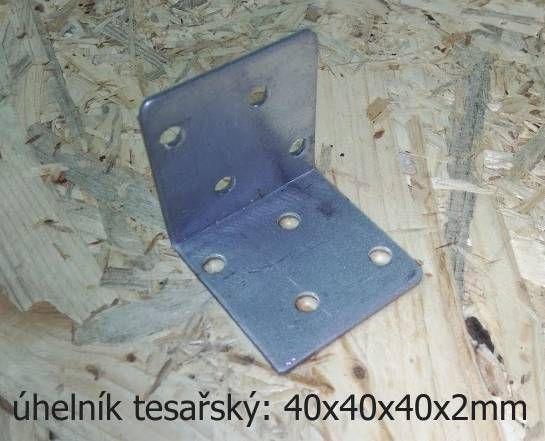 tesařský úhelník 40x40mm